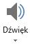 Przycisk Audio na karcie nagrywanie w programie PowerPoint