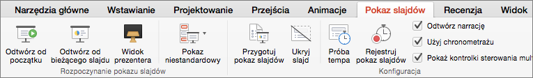 Karta Pokaz slajdów