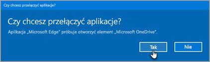 Monit aplikacje Przełącz usługi Office 365