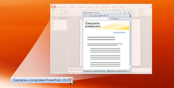 Ćwiczenia w programie PowerPoint 2010