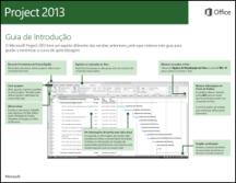 Guia de Introdução do Project 2013