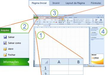 Introdução ao Excel Starter - Excel c6f5895cc33