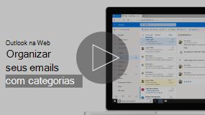 Imagem em miniatura do vídeo organizar email com categorias