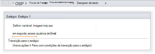 Inserindo Ação de Enviar Email