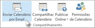 Enviar calendário por email