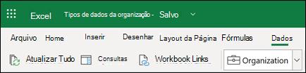 Organizar dados