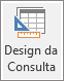 Ícone da faixa de opções de design de consulta