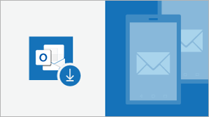 Folha de referências do email nativo e do Outlook para Android