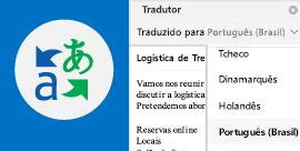 Leia os emails do Outlook no seu idioma preferido