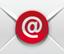 Ícone de email do Android