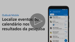 Imagem em miniatura de vídeo da Pesquisa no calendário
