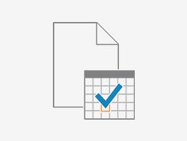 Logotipo do modelo do Access