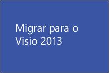 Migrar para o Visio 2013