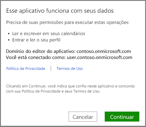 entrar no Office 365