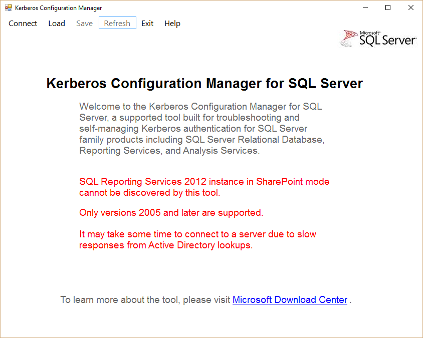 KerberosConfigManager