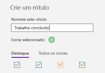 Criação de marca personalizada no OneNote para Windows 10