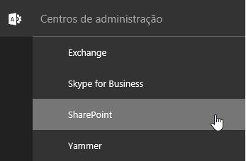 Administrador, SharePoint