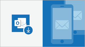 Folha de referências do email nativo e do Outlook para iOS