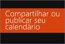 Compartilhar ou publicar seu calendário do Office 365