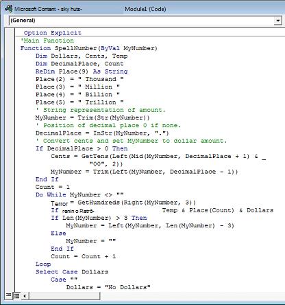 Código colado no Módulo1 caixa (código).