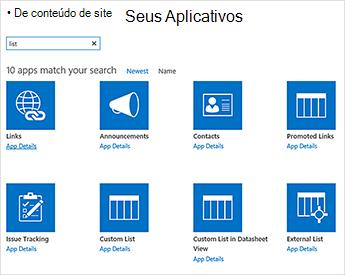 Imagem de conteúdo do site é adicionar uma página do aplicativo