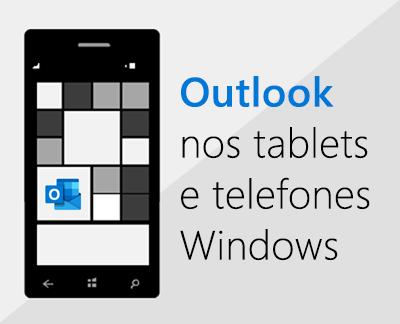 Configurar email em um dispositivo com Windows 10