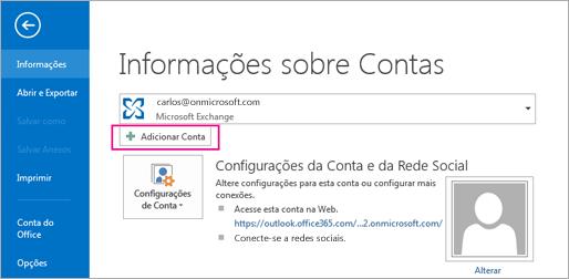 Comando Calendário no submenu Novo do menu Arquivo; caixa de diálogo Criar Nova Pasta
