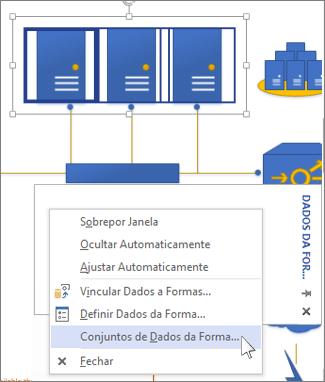Conjuntos de Dados da Forma