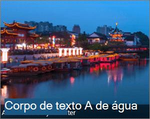 Uma imagem com texto alt gerado automaticamente na borda inferior da imagem no Word para Windows.