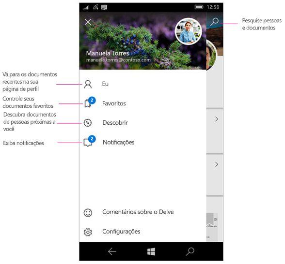 Delve para Windows Mobile