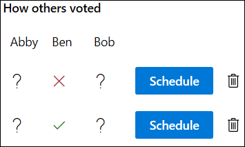 Outros eleitores