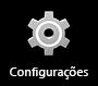 Aplicativo Configurações