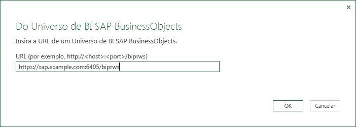 Opção De da SAP
