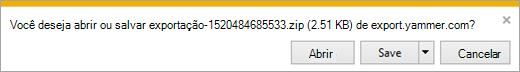 Arquivo zip mostrando administrador, usuário e arquivos de rede
