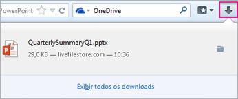 Arquivo baixado