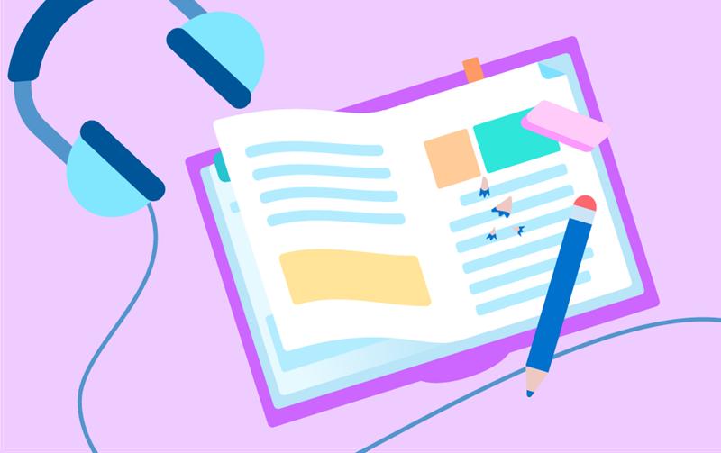 Crie hábitos de estudo eficientes.