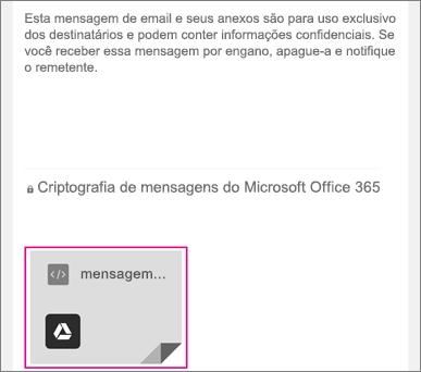 Visualizador de OME com o Gmail 1
