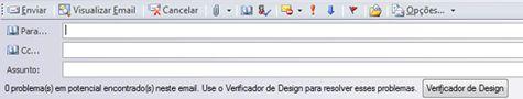 Enviar publicação como email no Publisher 2010