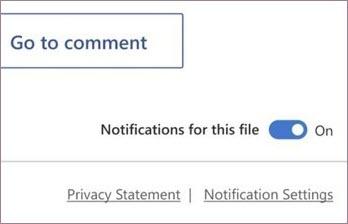 Ativar ou desativar notificações