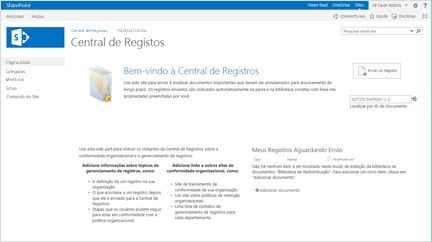 Modelo de Central de Registros