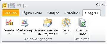 gadgets tab