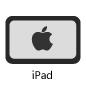 Ícone de iPad