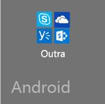 Outros aplicativos do Office no Android