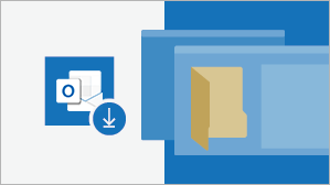 Folha de referências do Email do Outlook para Windows