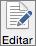 Botão Editar nas Preferências do Word