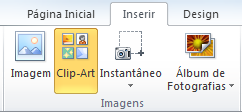 Como adicionar clip-art no Office 2010 e 2007 aplicativos