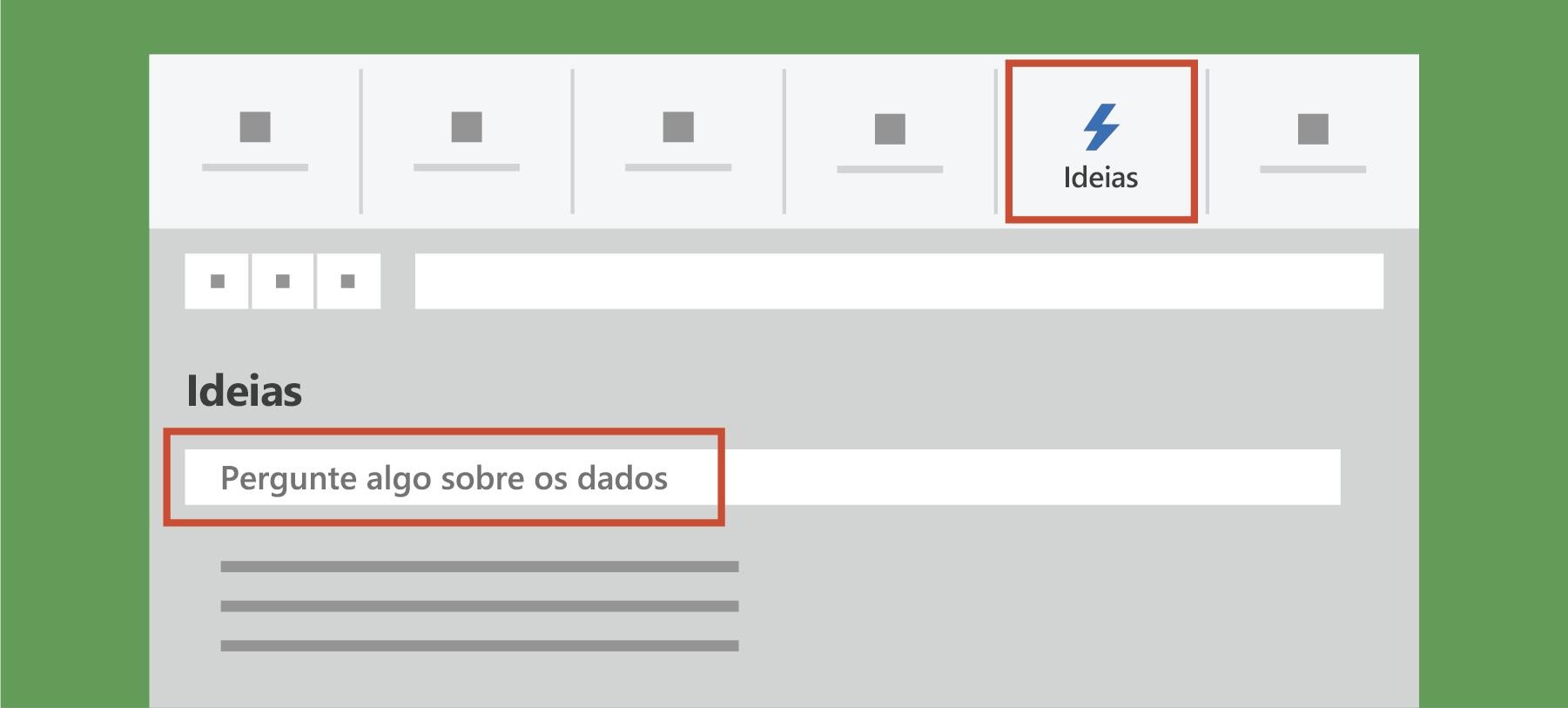 Mostra Dados de Análise no Excel