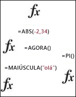 Funções do Excel