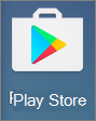 Ícone do Google Play