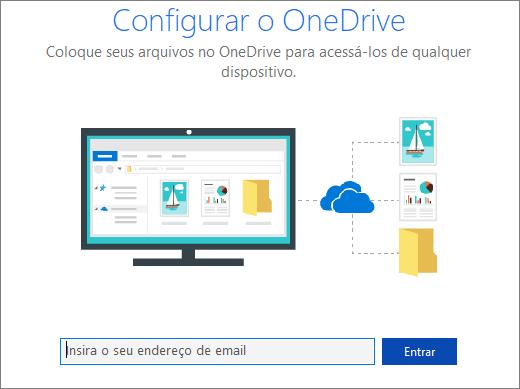 Configurar a sincronização com o SharePoint Online